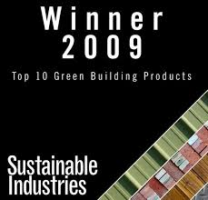 Top 10 Green Building Products of 2017