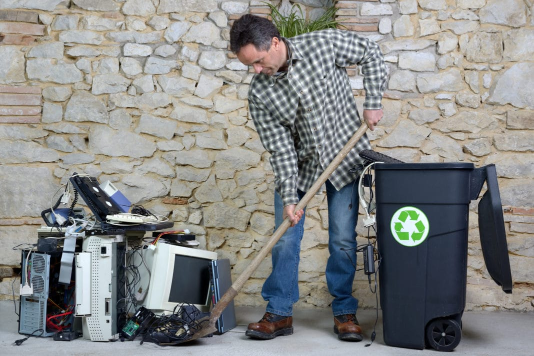 Why You Need to Dispose E-Waste Safely?