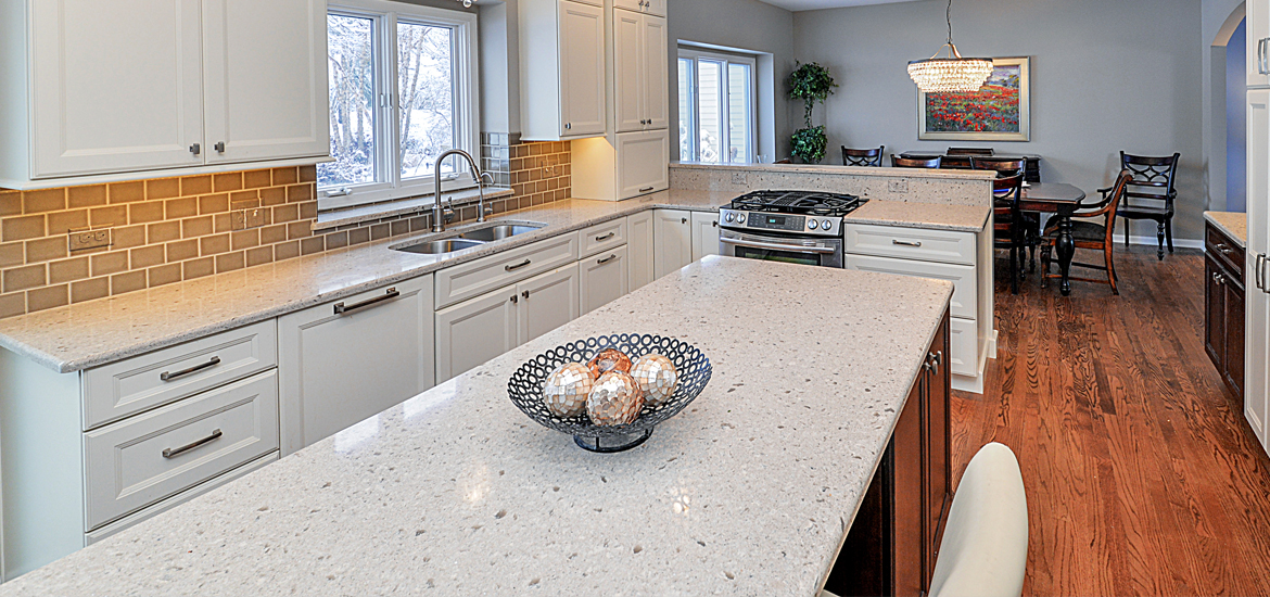 Quartz Kitchen Countertops and Their Functionality